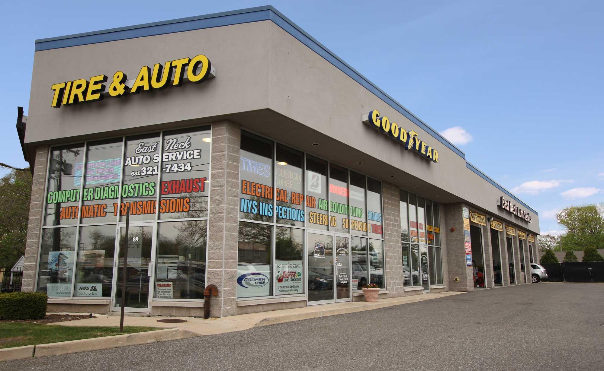 East Neck Auto Service, Auto Repair
