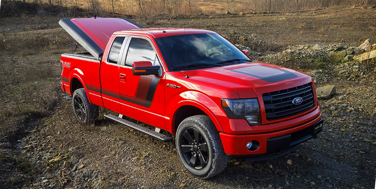 Build Your Own Subaru >> ARE Truck Caps | East Neck Auto Service